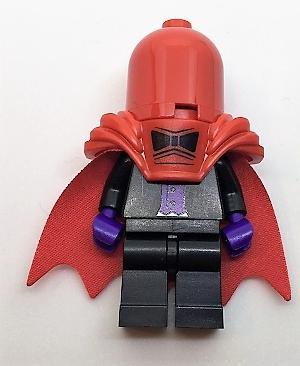 LEGO figurka sběratelská batman movie Red Hood