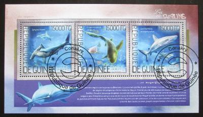 Guinea 2014 Žraloci Mi# 10327-29 Kat 18€ 0185