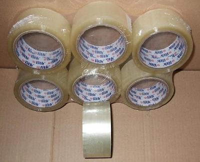Lepicí páska ULITH průhledná 48mm x 66m
