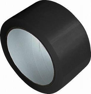 Lepicí páska PP černá 48mm x 66m
