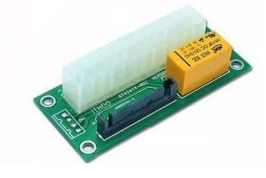 Duální startér zdrojů - SATA - PC komponenty