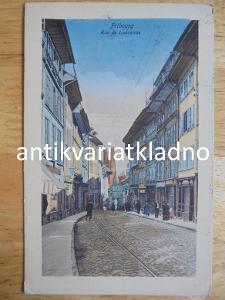 ŠVÝCARSKO- FRIBOURG, 1908