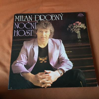 LP Noční host/Milan Drobný