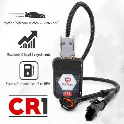 Chip Box Tuning FIAT ULYSSE 2.0 JTD 80 kW CR1