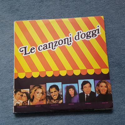 LP Le canzoni doggi