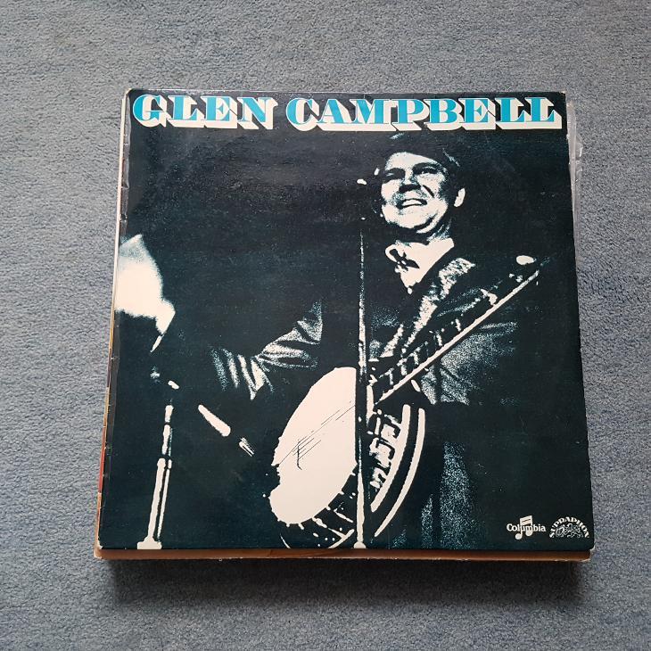LP Glen Campbell - Hudba