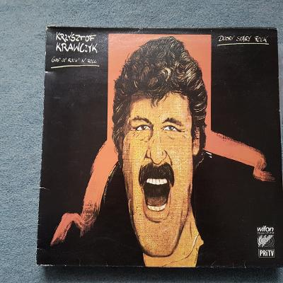 LP Good of rock n roll/Krzysztof Krawczyk