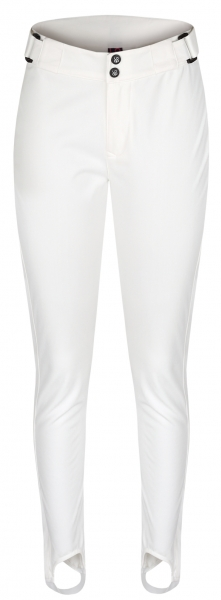 kalhoty dlouhé dámské LOAP LITAVKA softshell bílé  f30c735e4a