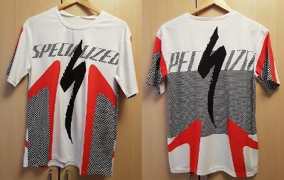 cyklistický dres (triko) - Specialized - vel.  XXL