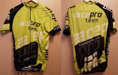 letní cyklistický dres - Cepro team - vel. L