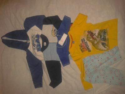 chlapecké oblečení vel.98