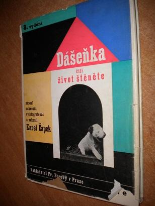 Čapek Karel - Dášeňka - 1938 - Teige