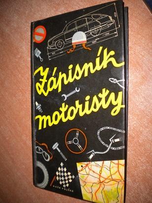 Zápisník motoristy - 1959