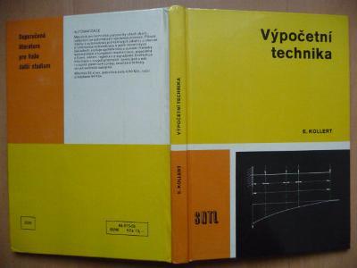 Výpočetní technika - Emil Kollert - SNTL 1985