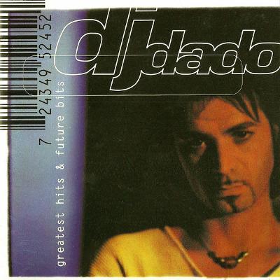 DJ Dado - Greatest Hits & Future Bits CD Album