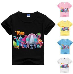 Trollové / Trolls - dětské tričko, různé velikosti