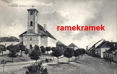 Plánice 1931 (Klatovy Nepomuk Horažďovice Přeštice
