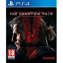PS4 Metal Gear Solid 5 The Phantom Pain
