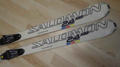 2604 Lyže SALOMON 24 GT POWER TP  172  cm