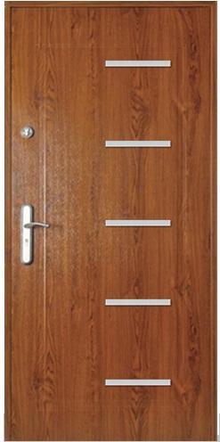 Venkovní vchodové dveře KANTO