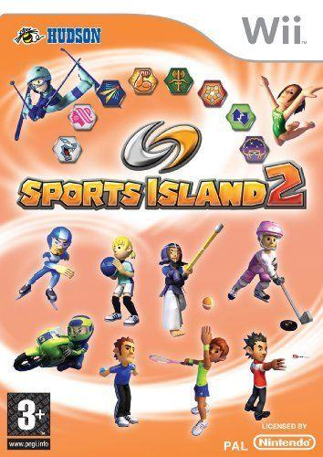 Wii - Sports Island  - Hry