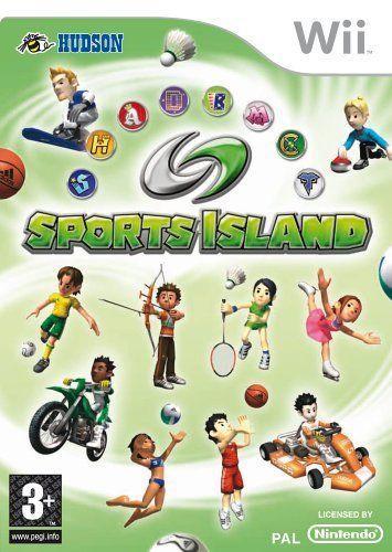 Wii - Sports Island