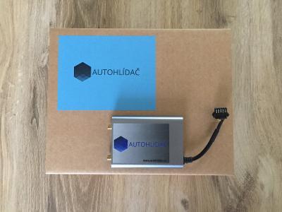 GPS GSM tracker, LOKÁTOR do auta, skladem, nový