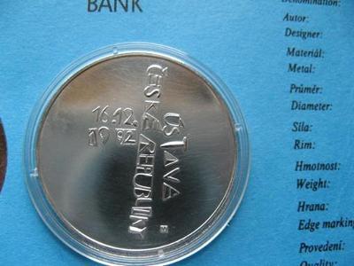 200 Kč Ústava České republiky 1993 0/0 b.k.