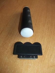 Stěrka s razítkem na nehty