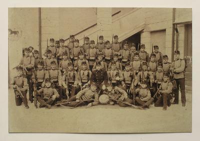 Rakouská armáda 1901 - (H96)