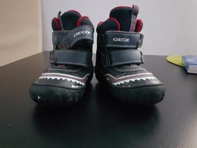 Dětské svítící zimní boty Geox vel.22 4e3b89714b