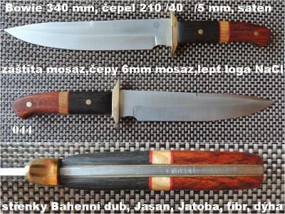 Nůž BOWIE