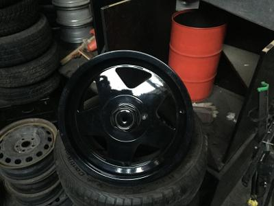 Alu ,,15,,Opel, Saab
