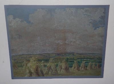 SNOPY V KRAJINĚ - NĚMEC 1935