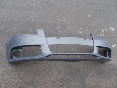 * Audi A4  r.v.07-12 - přední nárazník pro lak