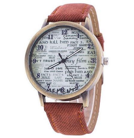 krásné náramkové hodinky c4078c875b