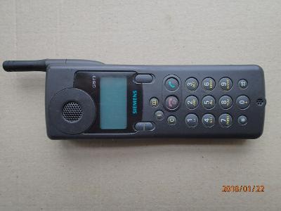 Legendární mobil SIEMENS S6 made in Germany netestovaný!