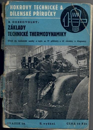 Základy technické thermodynamiky - Dobrovolný