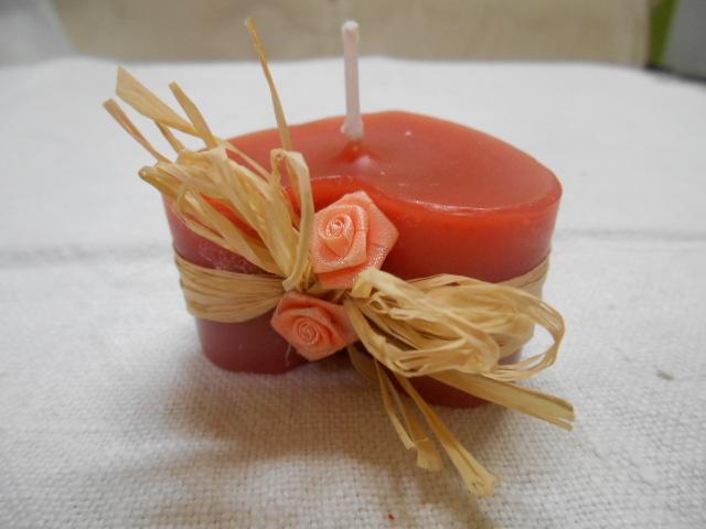 Valentýnské  vonné svíčky - Zařízení