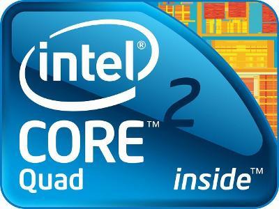 """INTEL Core 2 Quad Q6600 2.4 8M 775 TDP jen 95W PASTA ZÁRUKA """"SLACR"""""""