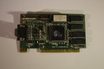 Grafická karta ATI 3D Rage II