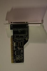 Paralelní port Sweex do PCI