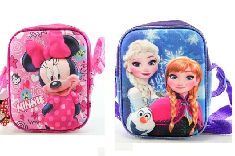 48de075546f Kabelka (Taška) Minnie 3D   Frozen 3D
