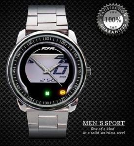 Yamaha FJR1300 Speedometer - hodinky nerezová oc