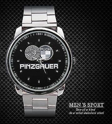 Puch pinzgauer Magnum Moped- hodinky nerezová oc