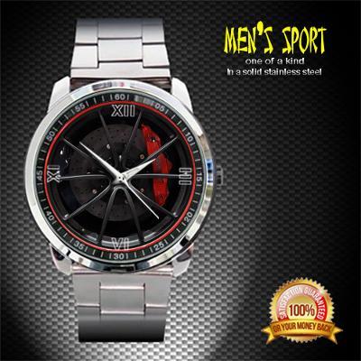 Wiesmann Spyder BBS Racing - hodinky nerezová oc