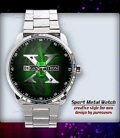DX Generation X Wrestling - hodinky nerezová oce