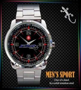 Yamaha FJR1300 - hodinky nerezová ocel