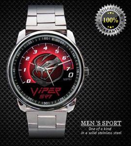 Dodge Viper SRT 10 Speedometer - hodinky nerezová ocel