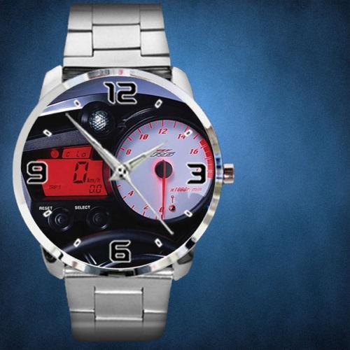 Yamaha R6 Speedometer - hodinky nerezová ocel - Módní doplňky